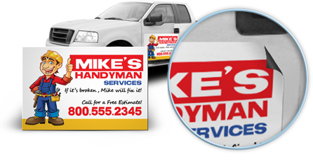 PrintsMadeEasycom - Custom car magnets business